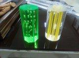 Automatische PMMA Treppen-Dekoration-Rod-Plastikstrangpresßling-Produktionszweig