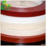 0.5mm Qualitäts-Normallack-/hölzernes Korn/Muster Belüftung-Rand-Streifenbildung für Möbel