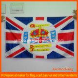 Горячая продажа UK ткань флаг печатной платы