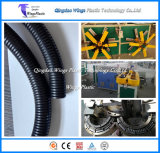 Toma de manguera flexible de plástico de la máquina / Maquinaria corrugado Pipe