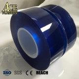 Haute adhérence noir PE Bande de protection pour le profil en aluminium à revêtement poudré