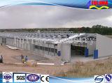 Het geprefabriceerde Huis van de Kip van de Structuur van het Staal/het Huis van het Gevogelte (flm-F-012)