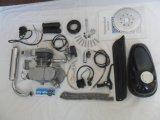 80cc 2 치기, 고속, 자전거 DIY 자전거 장비를 위한 강력한 엔진 장비