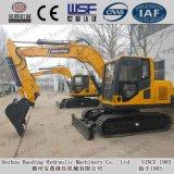 Máquinas escavadoras pequenas novas da esteira rolante de Shandong com a cubeta 0.2-0.5m3 para a venda