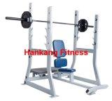 Marteau de la force, une salle de gym de machines, matériel de fitness, body-building, Olympic magistrature militaire (SH-4014)
