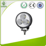 9W 12V White LED Work Light