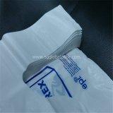HDPE de Witte Zakken van het Vest van de T-shirt van de Kleur op Broodje