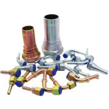 Hembra de métricas Multiseal banjo de los valores de fábrica el tubo flexible hidráulico