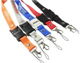 Promocional Gift Wholesale Lanyard USB Pen USB Flash Drive com logotipo