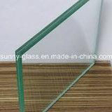 glas van de Vlotter van het Doel van de Bouw van 5mm het Duidelijke