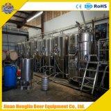Equipo pequeño de la fabricación de la cerveza, cerveza del arte que hace el sistema
