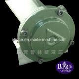 Réfrigérant à huile hydraulique de tube de cuivre (séries OU et de décollement)