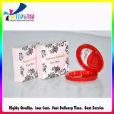 正方形のロゴの印刷の粉の化粧品ボックス