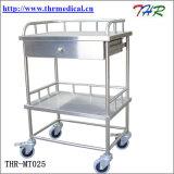 Trole médico do tratamento do aço inoxidável (THR-MT241)