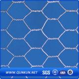 Горячая окунутая гальванизированная шестиугольная ячеистая сеть