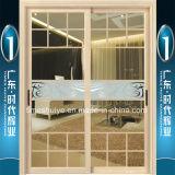 Foshan는 Huiye 알루미늄 끊긴 브리지 미닫이 문의 시기를 정한다
