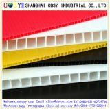 Feuille en plastique de polypropylène creux de qualité pour l'impression