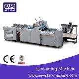 Machine feuilletante de film de papier automatique chaud de roulis de Yfma-800A