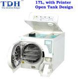 Printer (BTD17-T)の17L Open Tank Design Dental Autoclave
