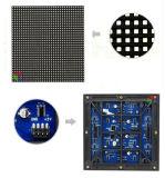 Módulo LED SMD impermeable al aire libre P6 a todo color de 192 * 192 mm 1/8 Analizar en busca de la pantalla de visualización de LED