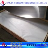 6061 T6 het Opgepoetste Blad van het Aluminium in de Prijs van Aluminium 6061 met pvc