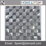 Стена легкой установки нутряная металлическая кроет алюминиевую мозаику черепицей