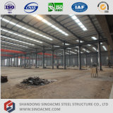 Sinoacme Portal de alta calidad Estructura de acero prefabricada taller