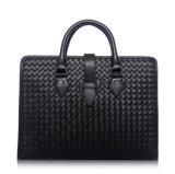ハイエンド良質BVは黒い革人のラップトップのブリーフケース袋を設計する