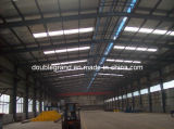 Edificio prefabricado económico/almacén de la estructura de acero