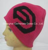 ポンポン(HJB014)のない熱い販売の方法ジャカード帽子の帽子