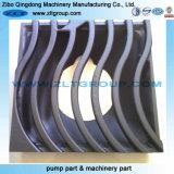 Composants d'usinage CNC en acier de précision pour les machines