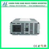 Omschakelaar van de Macht van de Auto van de Golf van de Sinus van gelijkstroom AC 1000W de Zuivere (qw-P1000)