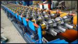 機械を形作るDixin 720の鋼鉄床のDeckingロール