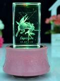 машина лазера 3D для кристаллический внутренней гравировки