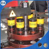 Máquina de corte de dobramento de perfuração de barra-barramento
