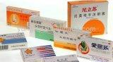 Casella di trasporto del cartone ondulato della E-Scanalatura per l'imballaggio medico