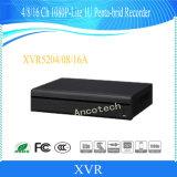 Dahua 4channel 1080P 라이트 1u Penta-Brid 안전 CCTV 비디오 녹화기 (XVR5204A)