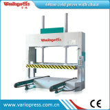 Pressa fredda idraulica di falegnameria di Mh3248X50t