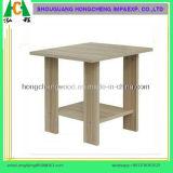 Шикарные просто конструкции журнального стола MDF темные Walnet деревянные