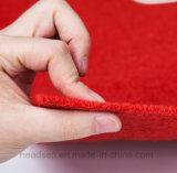 Eliminação Polular coloridos Tapete de veludo com revestimento de látex 07