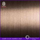 2016 Nuevos productos de chapa de acero inoxidable pulido fabricado en China
