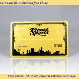 Cartão plástico VIP para o clube