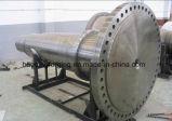 De Turbine van de wind en de Schacht van de Motor van de Ventilator