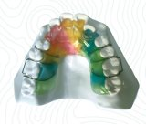 Appareil orthodontique dentaire de laboratoire dentaire de la Chine