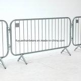 Galvanizado en caliente de metal barato barrera multitud de control