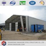Sinoacme는 강철 구조물 프레임 창고를 조립식으로 만들었다