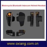 De Hoofdtelefoon van de Helm van de Intercom van Bluetooth van de motorfiets met de Radio van de FM