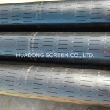 Tubo de la pantalla del control de la arena del receptor de papel de agua de Huadong