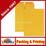 Envelope de papel impresso personalizado (4413)