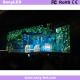 Pantalla de visualización de alquiler de HD LED para el funcionamiento de la etapa (P3mm)